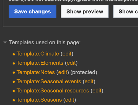 Help:Templates - Ashes of Creation Wiki