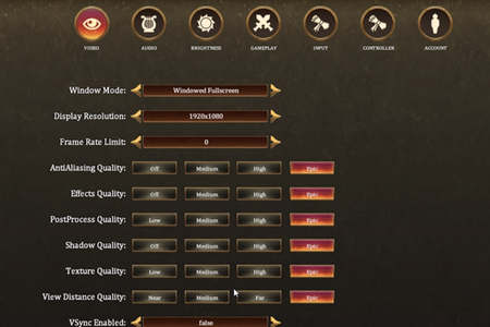 User interface - Ashes of Creation Wiki