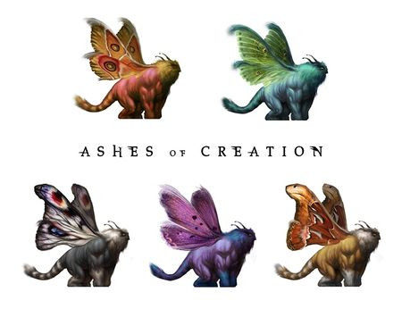 Image result for ashes of creation flying mount image